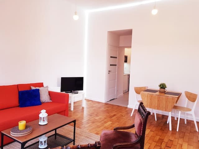 Exclusive apartment in the heart of Krakow