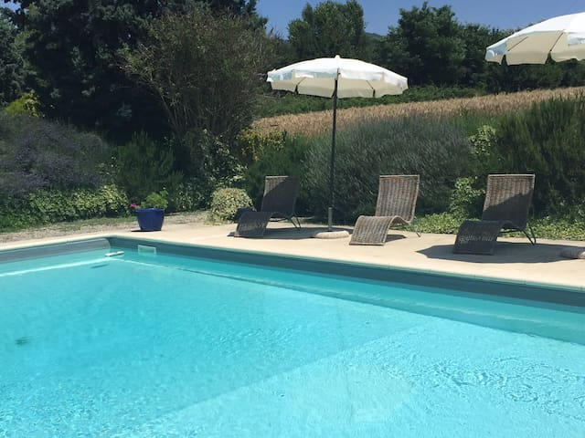 Tuscan Millhouse with Personal Pool for 6/7 guests - Castiglion Fiorentino - Apartment