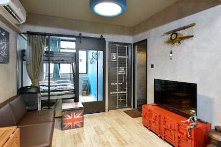 (NEW)LOFT Style, 3BR 2WR, near CauswayBay MTR