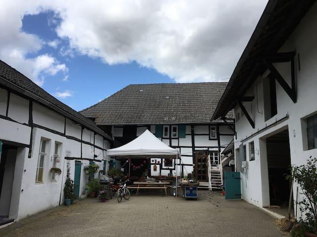 Appartement Bauernhof/Pferdehof