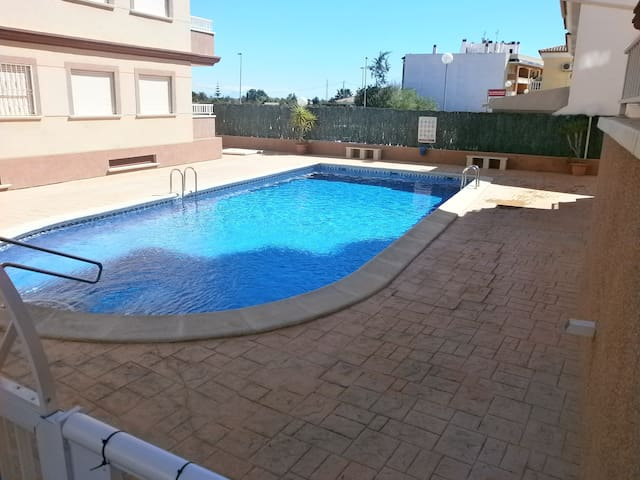 Alicante Province Rural 2 bedroom Apartment - Algorfa - Appartamento