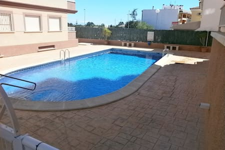 Alicante Province Rural 2 bedroom Apartment - Algorfa - 公寓