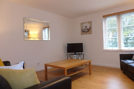 Immaculate, spacious modern 2 bed central flat