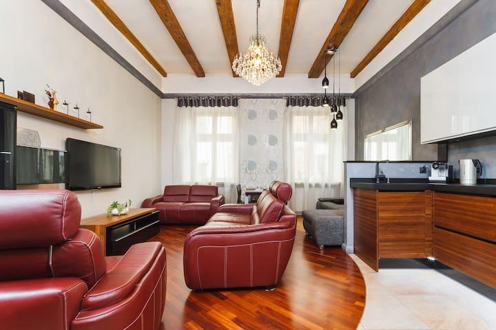 Luxury Apartment / Kazimierz District