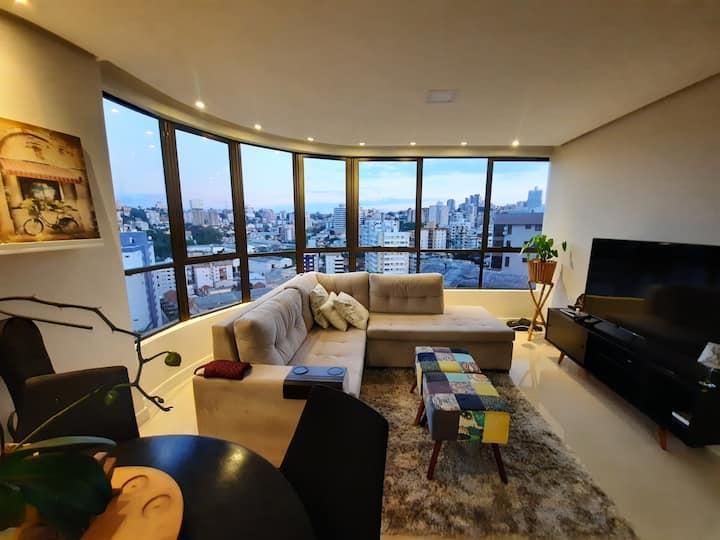 Lindo apartamento em Bento Gonçalves!