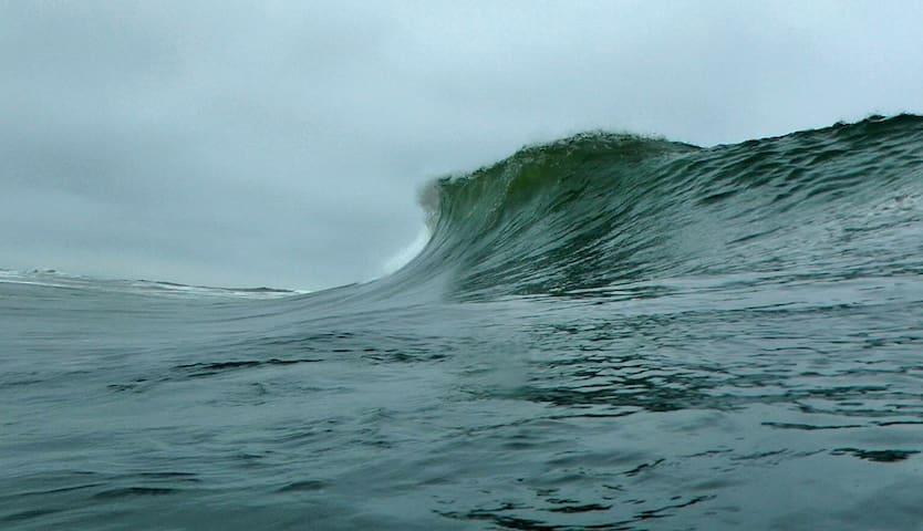 Surf Peru! Condo frente al mar, Punta Hermosa