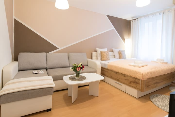 Comfortable Apartment, City Center Vienna, 40m²