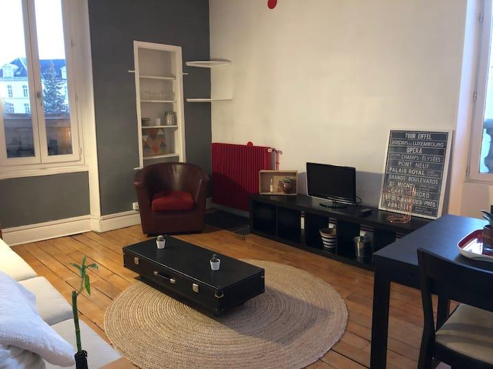Appartement Cosy centre de Dijon