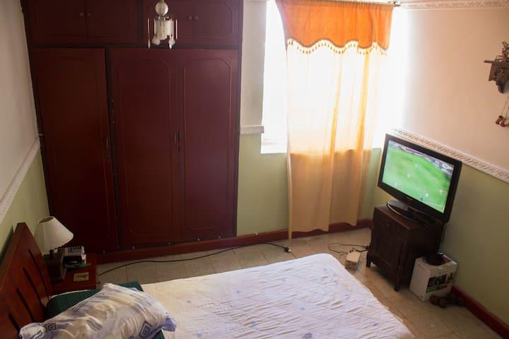 Habitación, amueblada, cerca a lugares de interes - Barranquilla - Pis