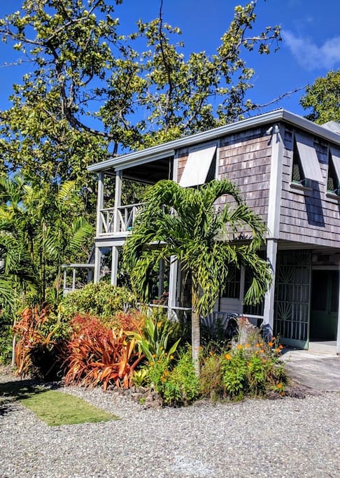 Beautiful two bedroom West Indian Cottages