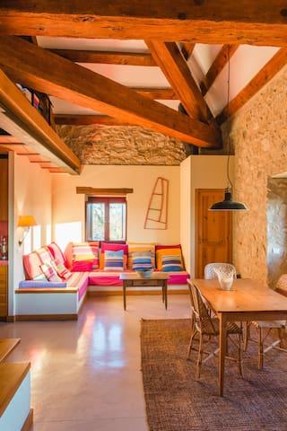 Cuna house - Acogedor apartamento en entorno único