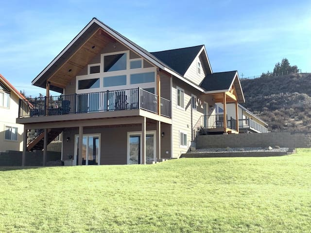 Brand New Sun Cove Home, 3 bed+Large Sleeping Loft