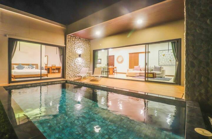 Shumbhala Sol Pool Villa by jira