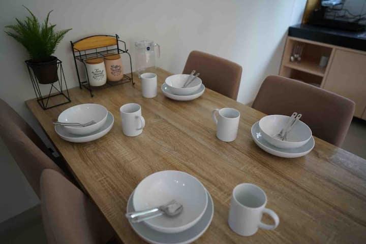 Vila Jambu - BRAND NEW STUDIO for 4 people