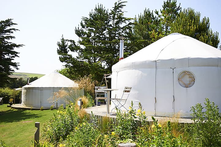 Traditional Yurt - Mawgan Porth