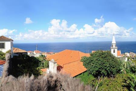 CASA DA TORRE - close to sea, surrounded by nature - Porto Moniz