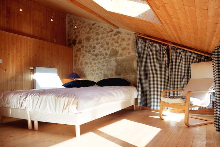 La suite Myrtilles de Val'reley