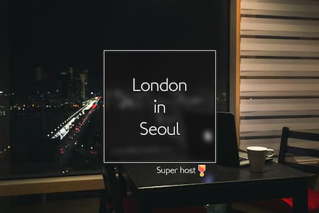 ★OPEN★ Great River View! LONDON_in Seoul. - Mapo-gu