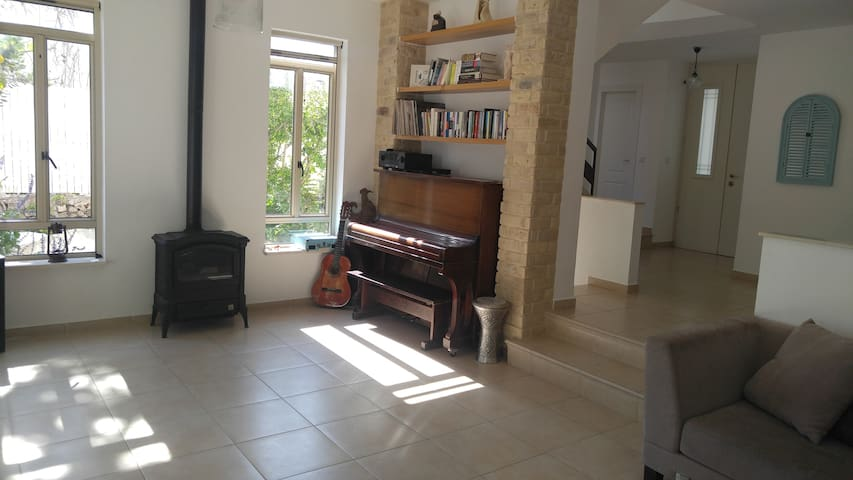 Great house for a family vacation - Herzliya