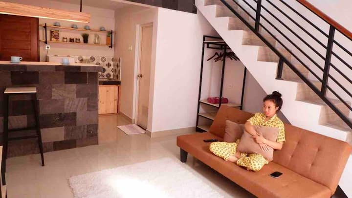 Suite Mezanine Room 2 Floor Private Kitchen & Bar