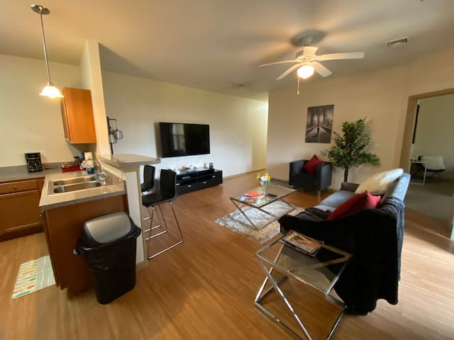 Stylish Condo in the heart of D city-Free parking