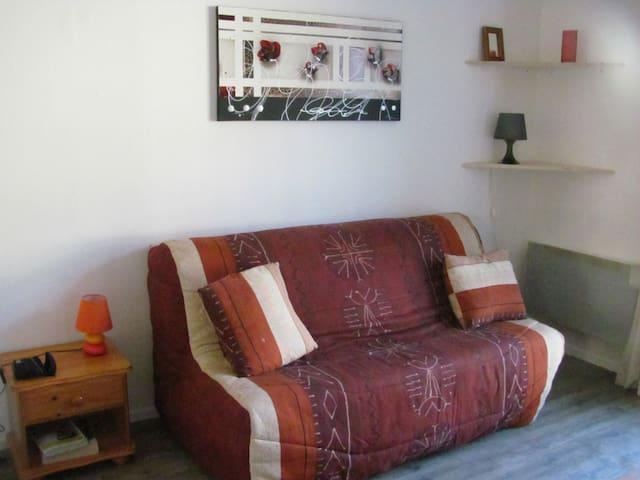 Apartamento agradable y muy bien ubicado.
