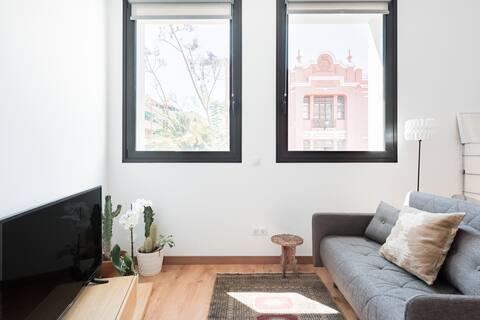 Novo moderno in elegantno stanovanje na izjemni lokaciji [muzeji]