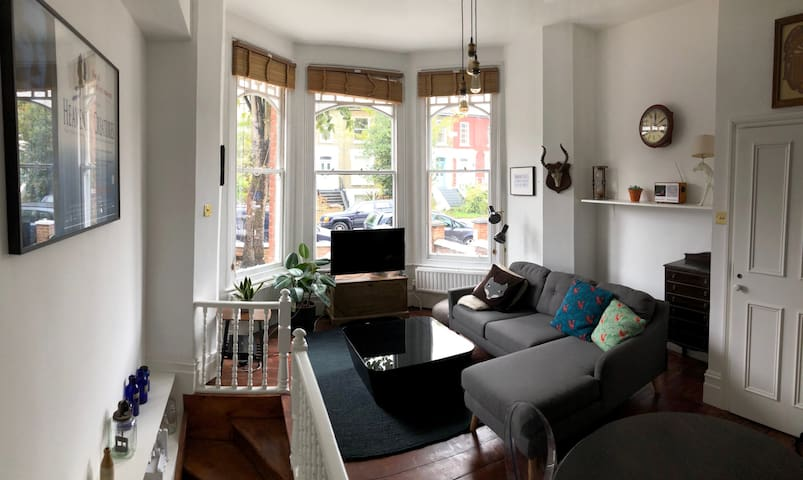 Amazing apartment in heart of Dalston