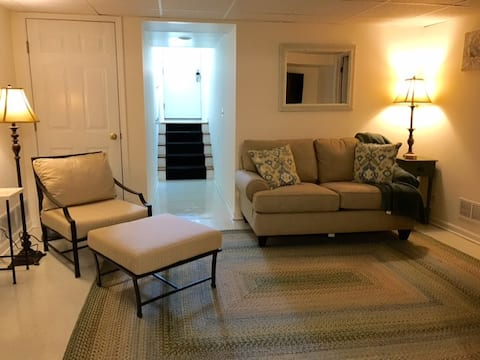 Comforts of home in downtown Naperville