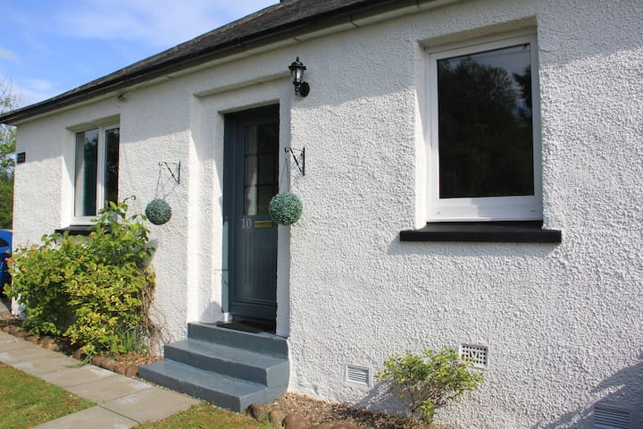 Benview Cottage self catering Aberfoyle, Trossachs