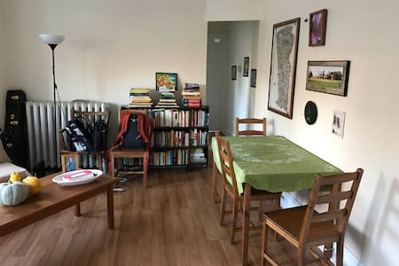 Entire apt-bright 2 bd winter nest - Trenton
