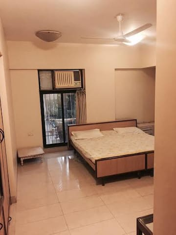 Juhu Scheme. quiet, well connected, big, private. - Mumbaj - Apartament