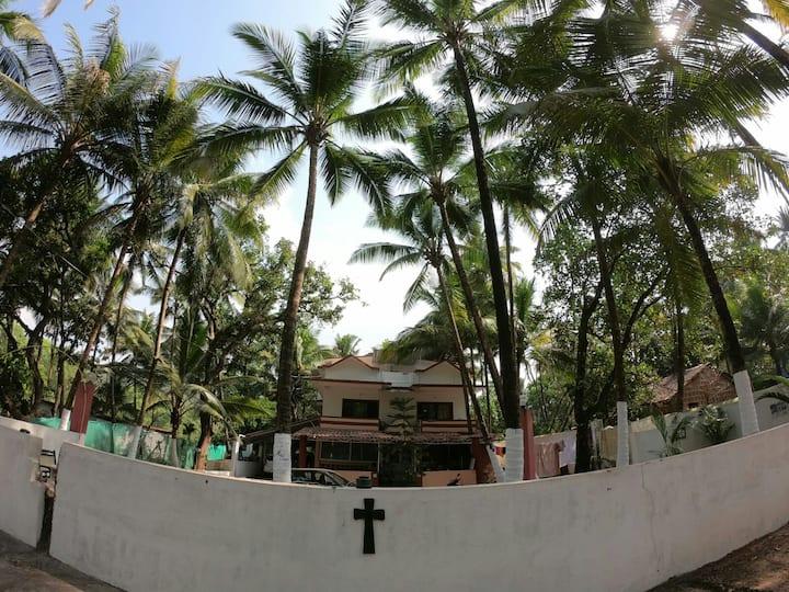 Kristos 7  baga calangute Road (Govt. Approved )