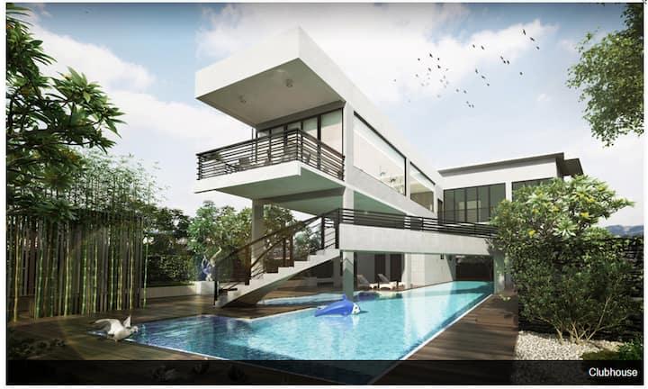 ☀️❤️Sweet Home @ KTM Bukit Mertajam, Penang ☕️❤️