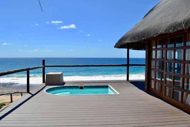 Entire House-Inhambane near Tofo, Praia da Barra