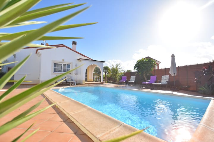 Fuerte Holiday Villa Flores Golf & Private Pool