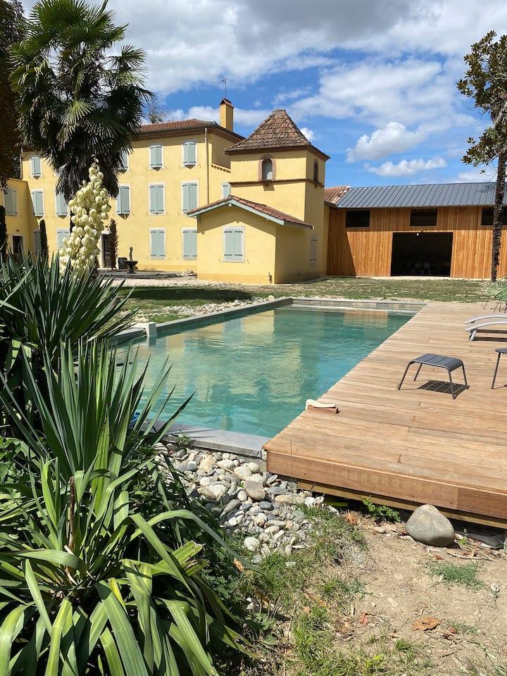 La Toscane magnifiques suites dans Domaine