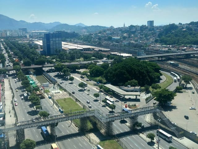centro Lapa aeroporto  Rodoviária, metrô 5minutos