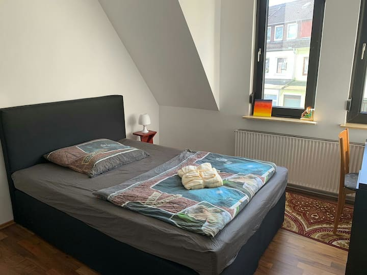 Furnished room close to Bremen Center