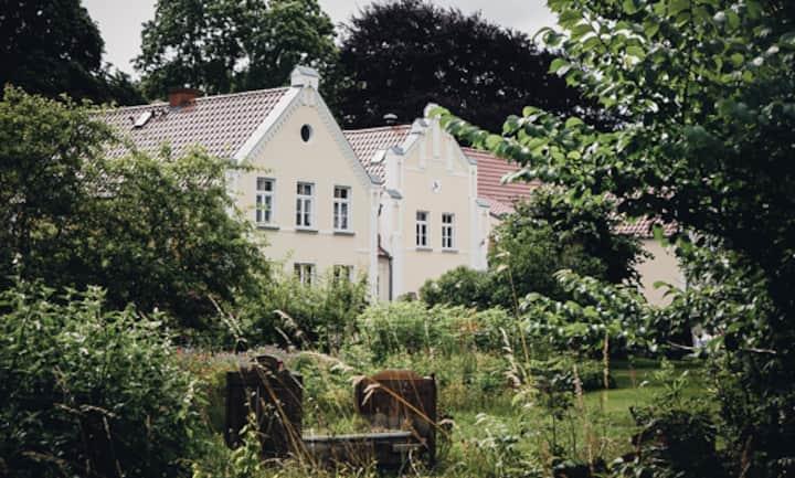 Das letzte Haus im Dorf....