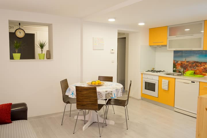 Nice day apartment in the center of Zagreb
