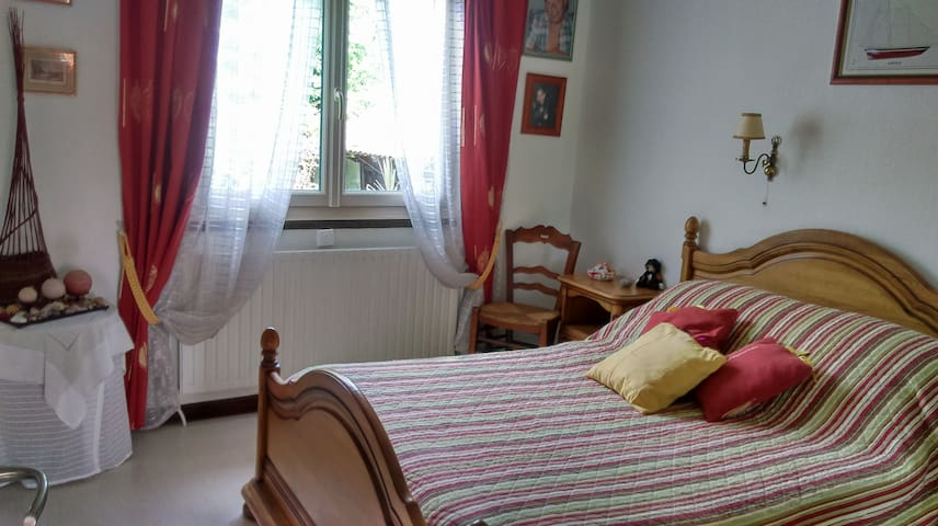 Chambre petit déj proche de la Loire à Vélo