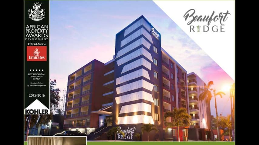 NeW LuXury Appt in AcCrA (2 Bdr)!!! - Accra - Apartmen