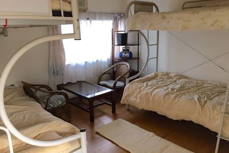 Mt. Fuji Guest House 1棟貸切 - Fujikawaguchiko-machi - Pension