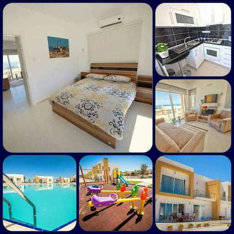 Holiday in N. Cyprus port Kapraz - sipahi - Apartment