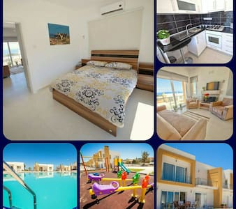 Holiday in N. Cyprus port Kapraz - sipahi - Apartament