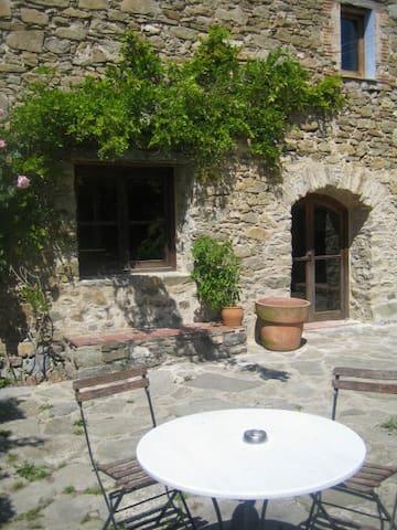 Habitació 1 en una casa rural en mig de la natura - Las Llosas - Villa