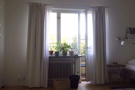 Mysig lägenhet nära Lund C. - Lund - Apartmen
