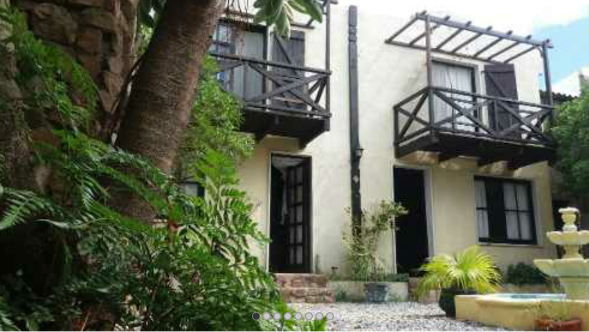 Casita a 80 metros del mar - Aguas Dulces - Serviced apartment