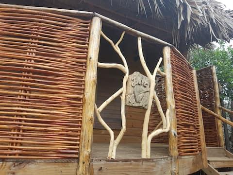 Wood Pecker at Drews Escape